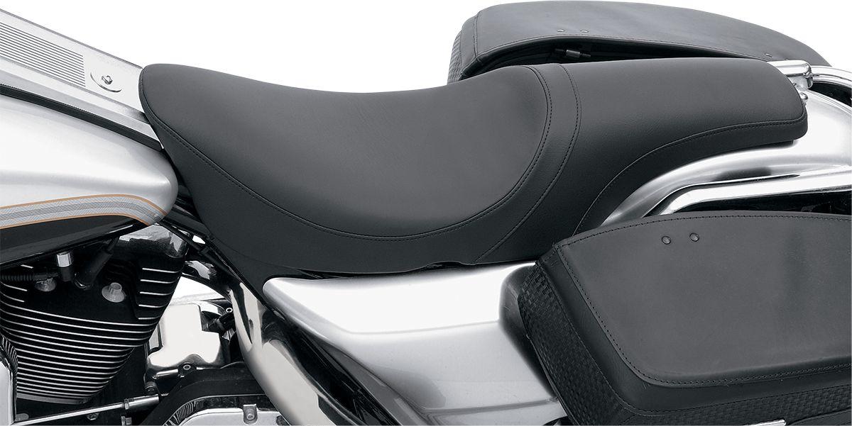 【Drag Specialties】PREDATOR 坐墊/平滑 FLHR 1994-96 【SEAT PRED SMTH 94-96FLHR [0801-0616]】 - 「Webike-摩托百貨」