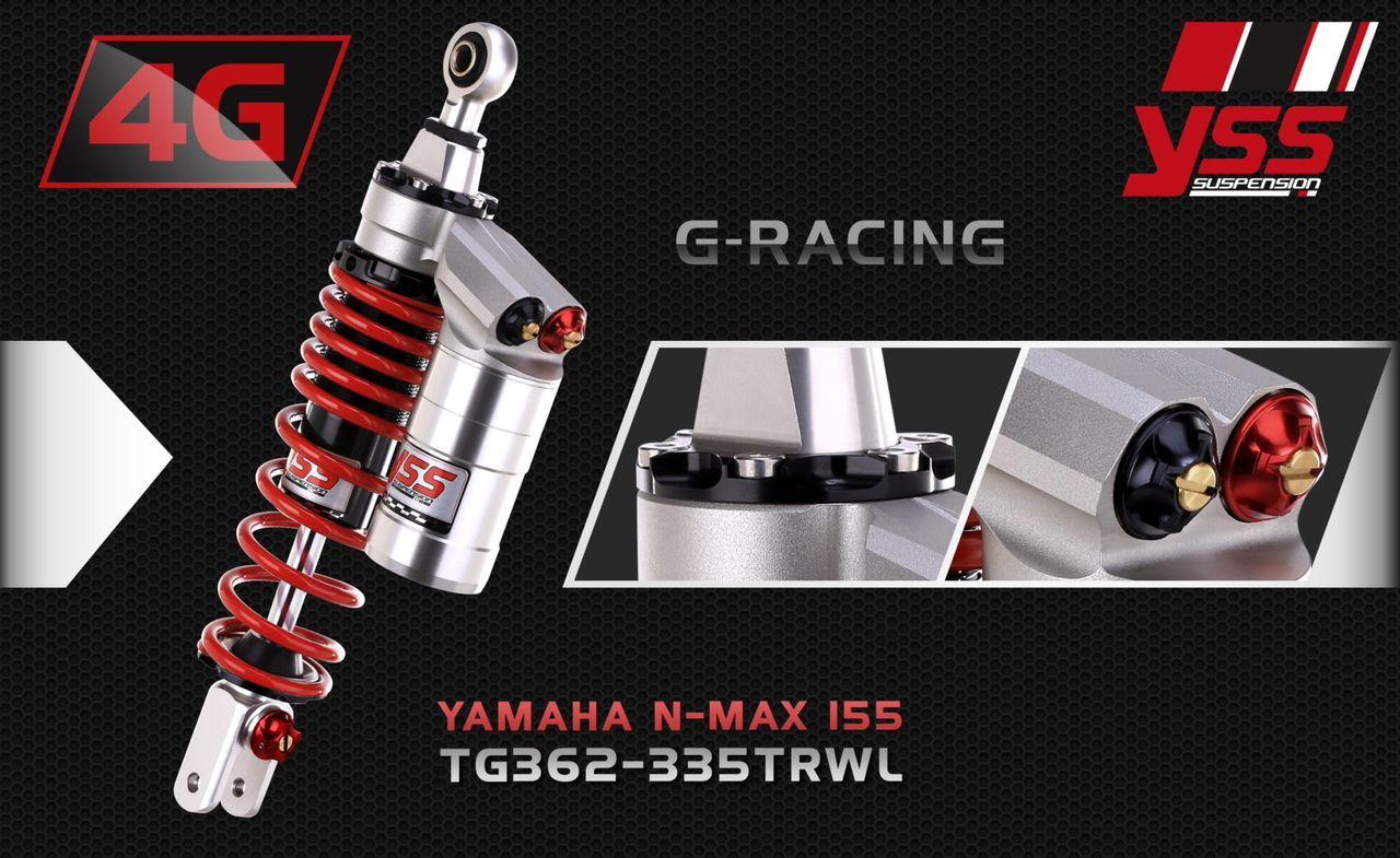 【YSS】後避震器【GRacing 】 - 「Webike-摩托百貨」
