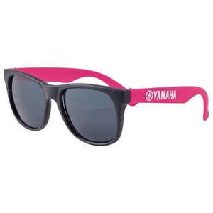 US YAMAHA Retro Yamaha Rubberized Sunglasses
