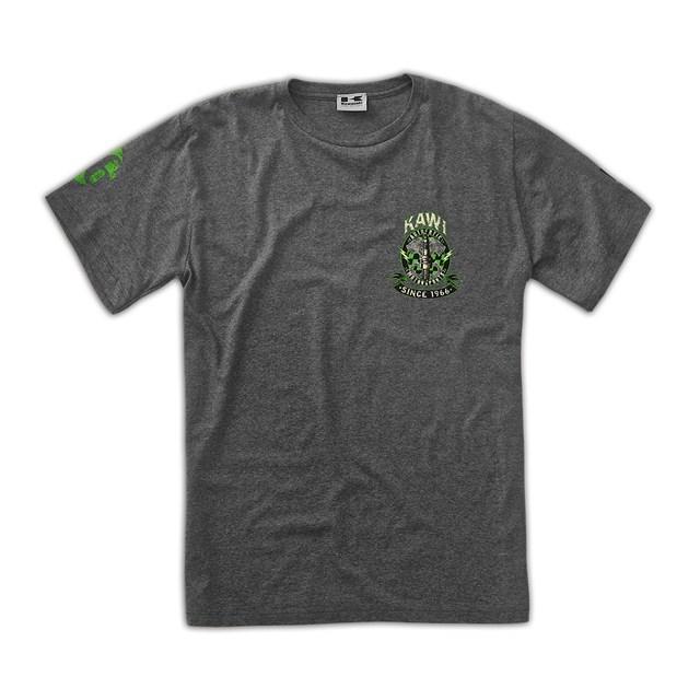 【US KAWASAKI】Authentic Kawi T恤 - 「Webike-摩托百貨」