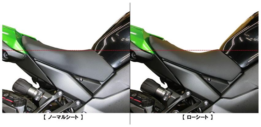 【K's-STYLE】降低型坐墊 - 「Webike-摩托百貨」