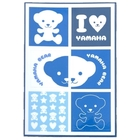 YAMAHA YAMAHA Bear Sticker