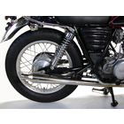 MOTOR ROCK [BerryBads] Trumpet Straight Slip-on Silencer Down Type
