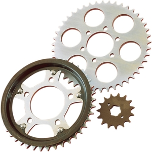 PARTS UNLIMITED C/S SPROCKET HON 420 12T [K22-2501]
