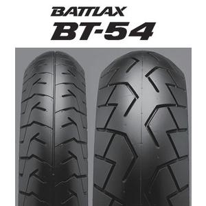 BRIDGESTONE BATTLAX RADIAL BT54 [110/80R18 58V TL] BATTLAX Tire