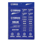 YAMAHA YRH04 Racing Sticker Set