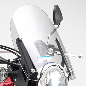YAMAHA Click Release Wind Shield