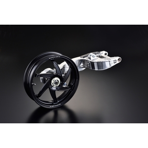 OVER RACING Swingarm Mono Arm Wheel Set