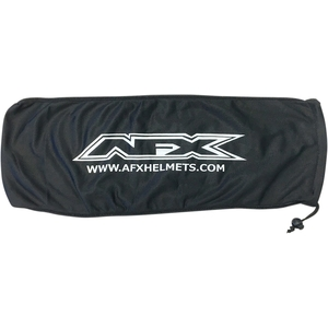 AFX BAG SHIELD AFX BLACK [3514-0031]