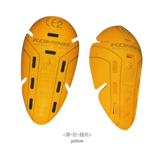 KOMINE SK-811 CE Level 2 Protector Shoulder/Elbow/Knee Guard