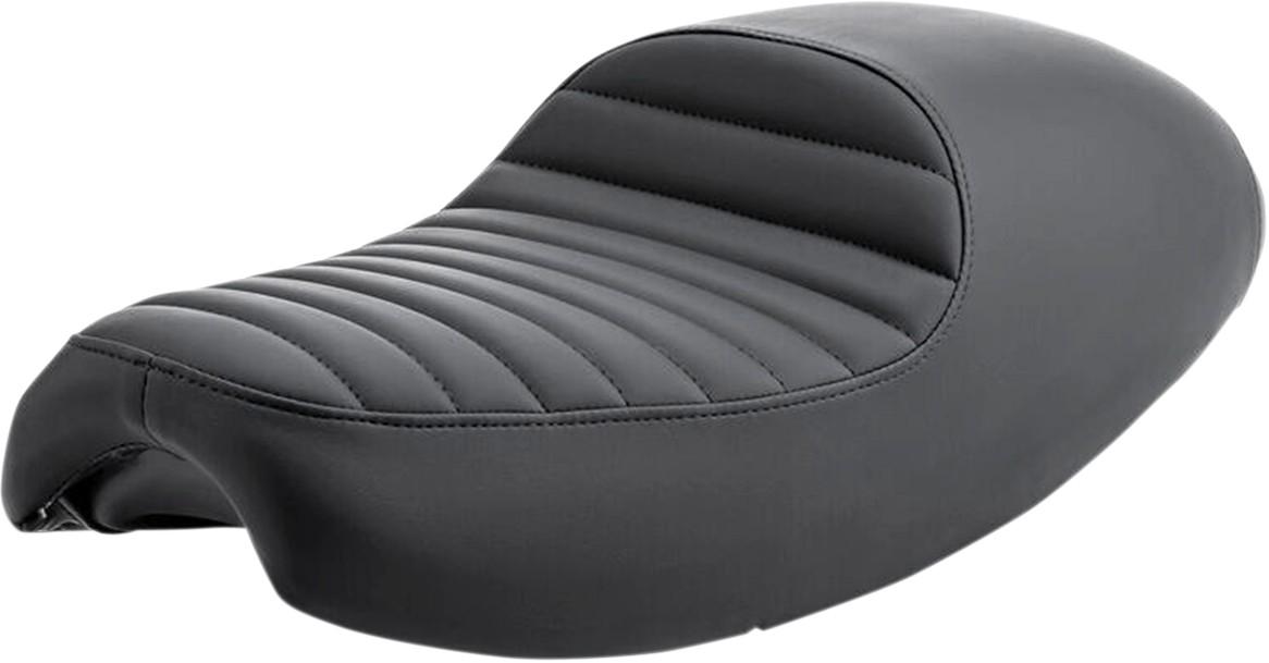 british customs sitz cafe racer schwarz 0810 1956. Black Bedroom Furniture Sets. Home Design Ideas