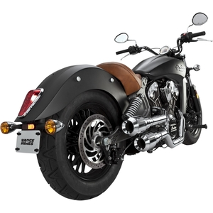 VANCE&HINES Full Exhaust System GRENADE Model Chromium for SCOUT