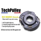 TechPulley X2 BASIC Clutch (STD) A Type 125mm