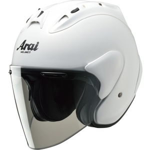 Arai SZ-RAM4 [Pearl Sunbeam White] Casco