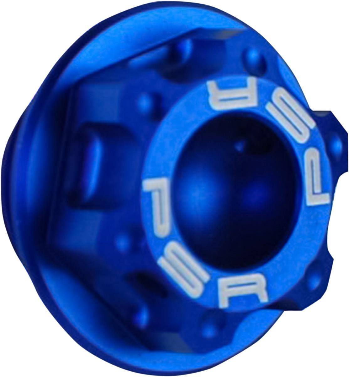 Magnetic Oil Drain Plug Bolt For Kawasaki Ninja ZX-7RR ZX-9R Versys 1000 Blue