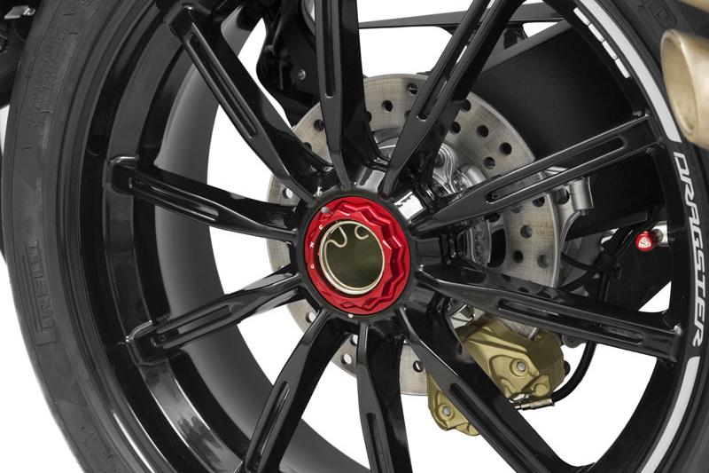 【CNC Racing】後輪框螺帽 - 「Webike-摩托百貨」