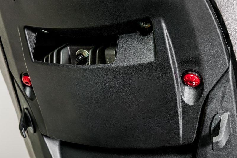 【CNC Racing】排氣管護蓋用/上排氣管防燙蓋用螺絲 - 「Webike-摩托百貨」