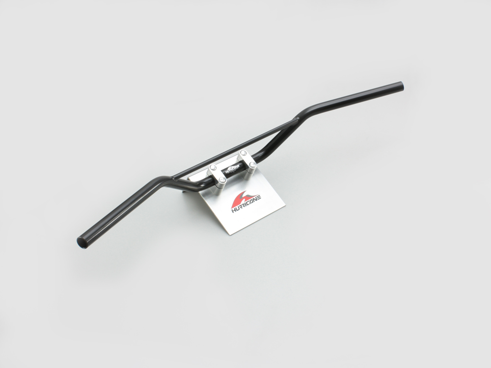 HURRICANE Φ7/8-inch Handlebar Steel with Tracker Special Bridge