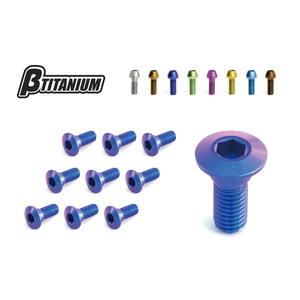 BETA TITANIUM FrontBrake   Disc   Rotor   Bolt   kit