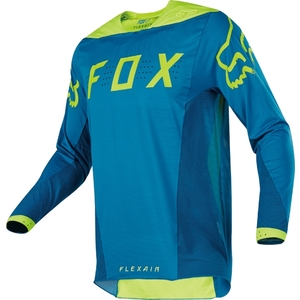 FOX Flex Air Jersey TEAL MOTH Limited Edition