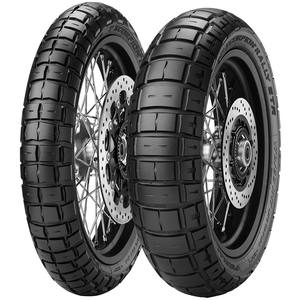 PIRELLI SCORPION RALLY STR [110/80 R 19 M/C 59 V M + S TL] Tire