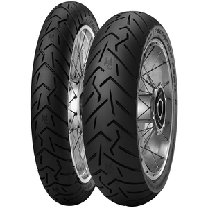 PIRELLI SCORPION TRAIL II 【180 / 55 Zr 17 M / C ( 73 W ) TL】 SCORPION TrailTwo Tire