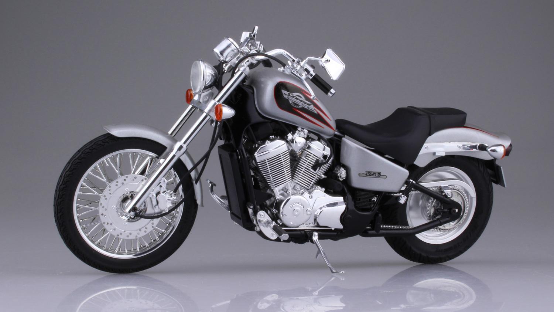 Honda STEED 400 VSE   Bausatz  Aoshima  Maßstab 1:12  OVP  NEU