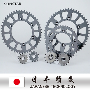 SUNSTAR Rear Sprocket Duralumin [Specials Items]