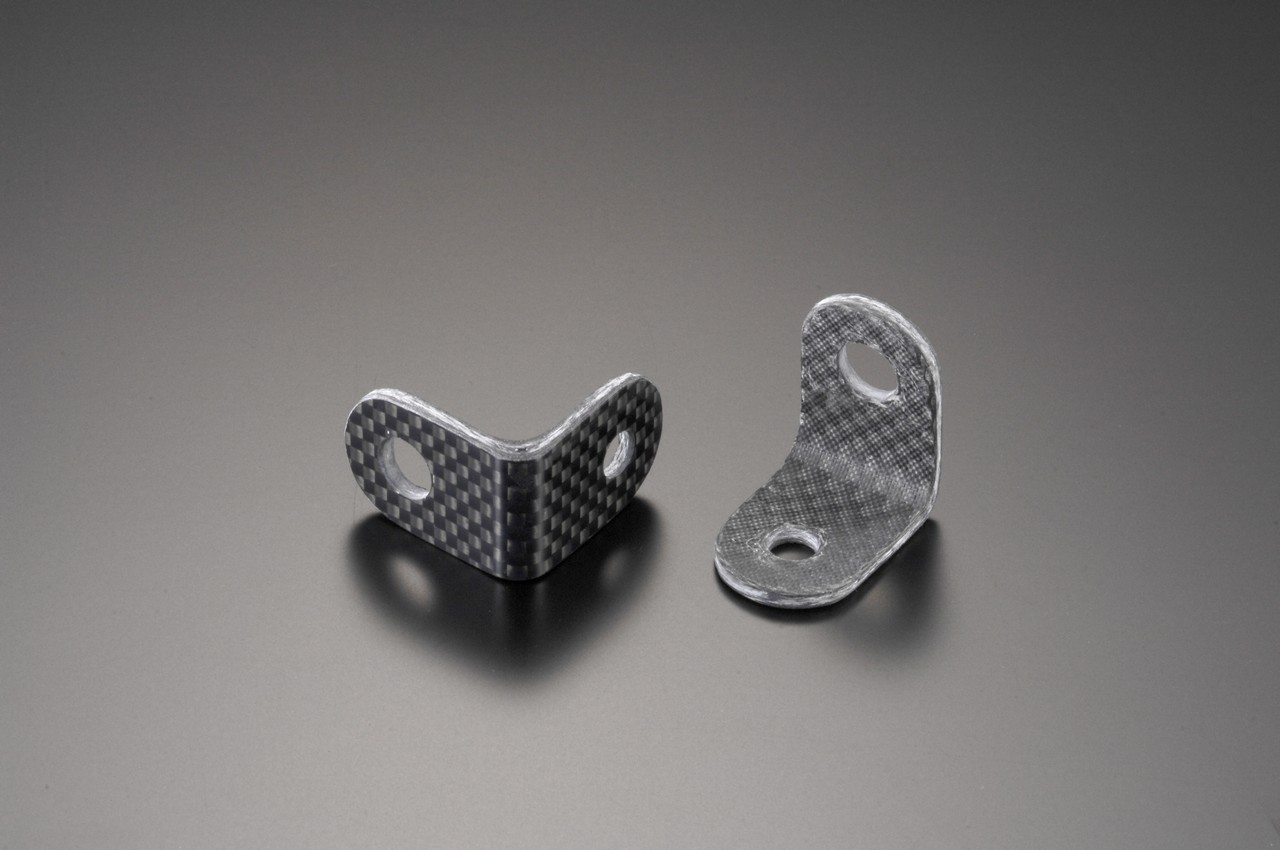 G-Craft Carbon Blinker Bracket