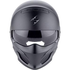 Scorpion Caschi Moto EXO-Combat Rookie Opacot Black-Red