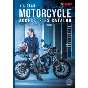 YAMAHA 2017 - 2018 Motorcycle   accessories   catalogue
