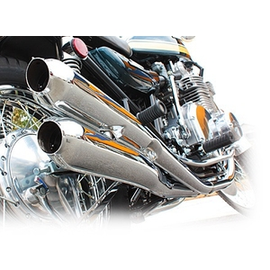 PMC(Performance Motorcycle Creative) Z1/Z2 Second Model Type Quadruple Exhaust System Set