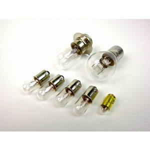 MINIMOTO 4 LMONKEY bulb Full set 12 V conversion ConversionSpec.