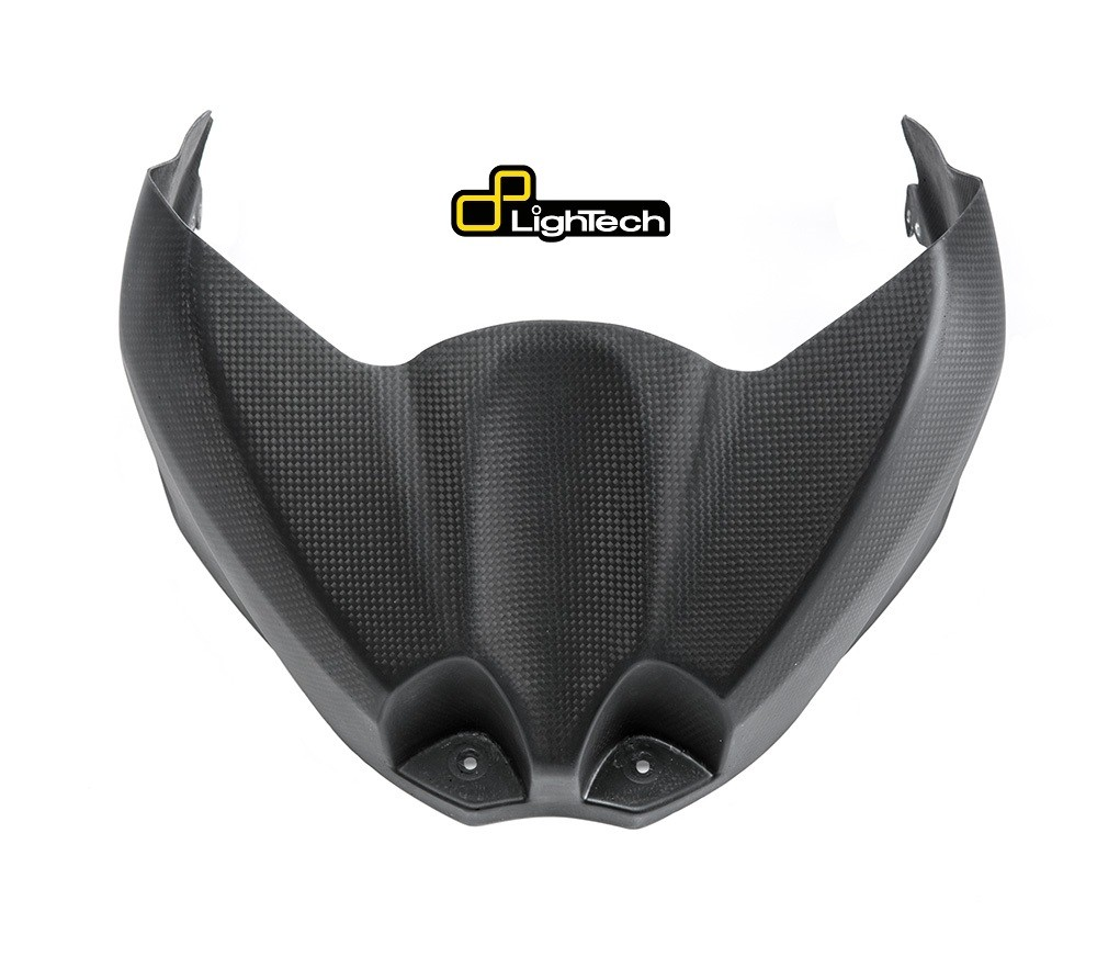 Carbon   parts   for   SUZUKI   Tank   Cover
