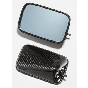 A-TECH Fully Adjustable Dry Carbon Mirror