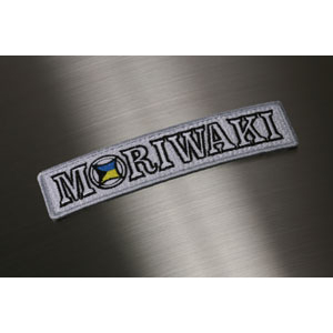 MORIWAKI Emblem Badge