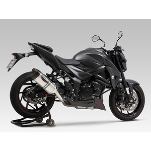 YOSHIMURA ท่อสลิปออน  ALPHA Cyclone Japanese Government Certification