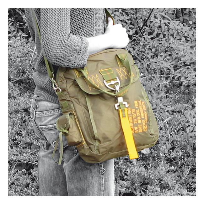 MCS Fostex Deployment Bag 6 Green