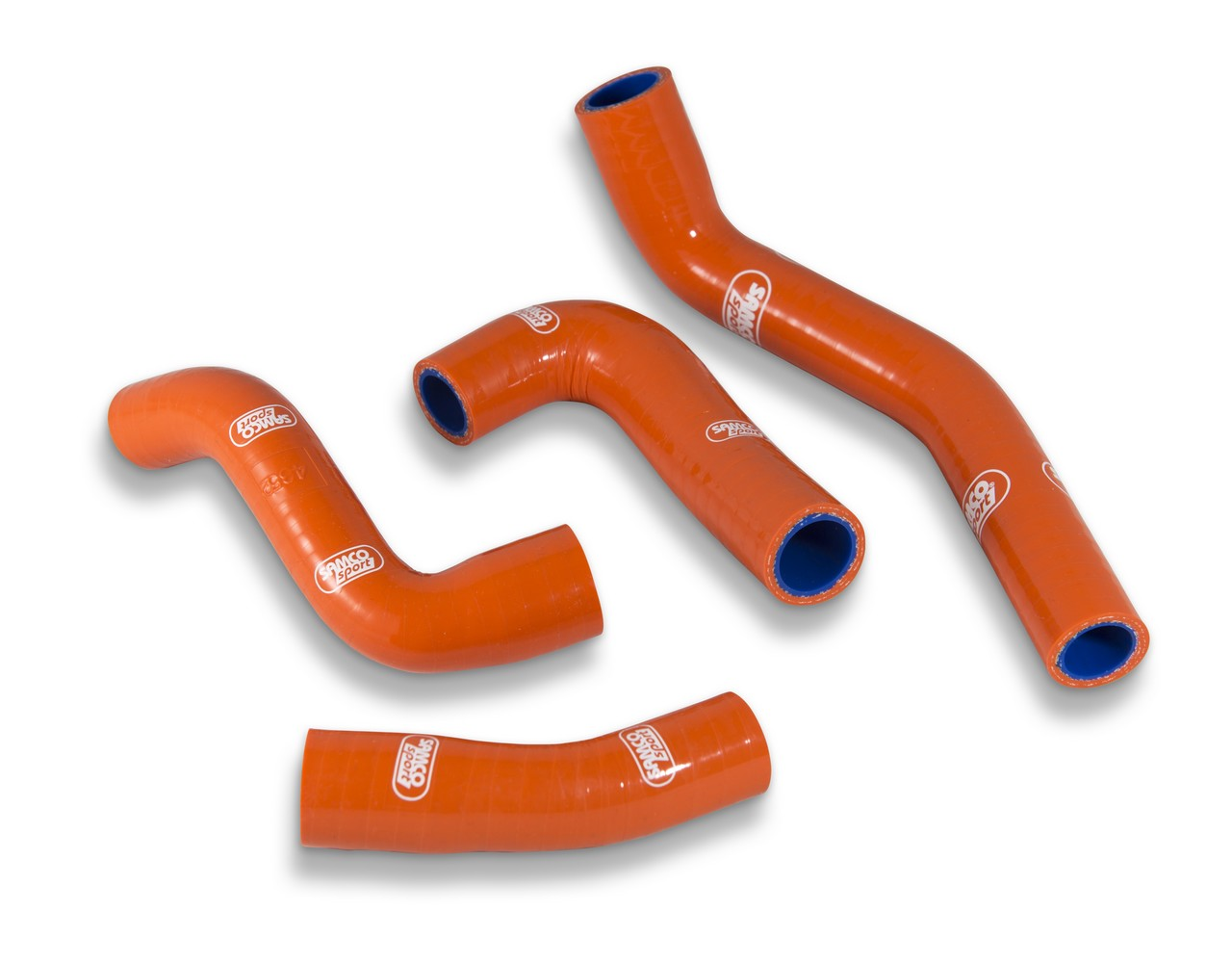 samco sport liquide de refroidissement tuyau de radiateur ktm 87 orange. Black Bedroom Furniture Sets. Home Design Ideas