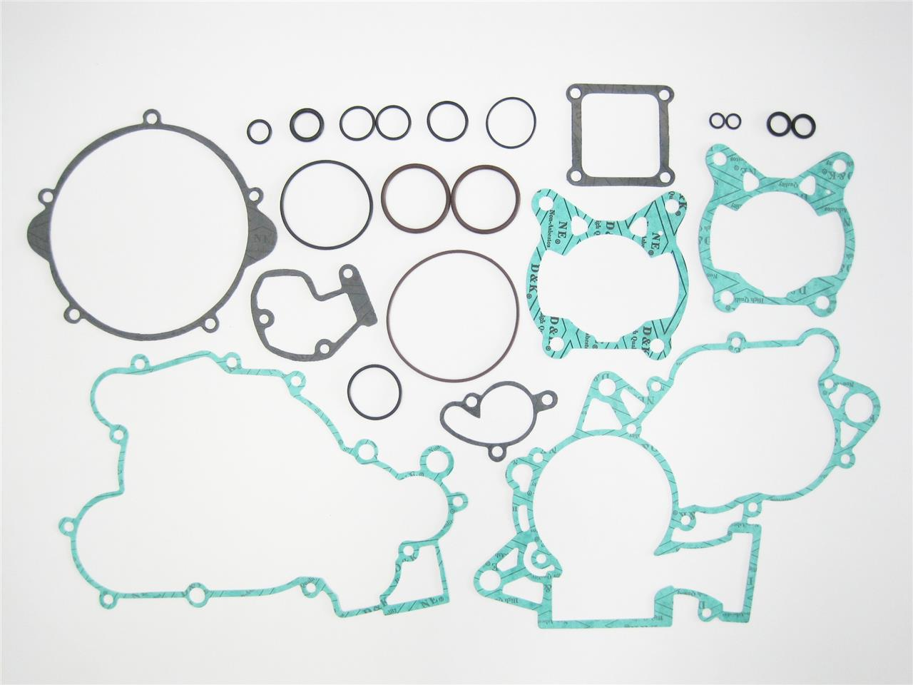 Motorcycle Parts Accessories From Japan Webike Diagram Of Suzuki 2004 Rm65 Engine Cover Tecnium Complete Gasket Set Ktm Husqvarna