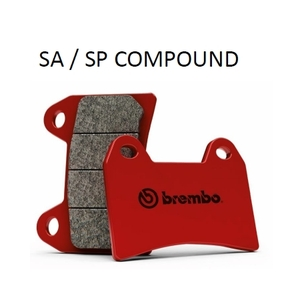 Brembo (OEM) Pattini freno - STRADA 【】 SA