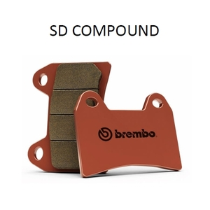 Brembo (OEM) Brake Pads - OFF-ROAD [SD]
