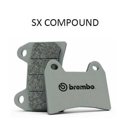 brembo Brake Pads-OFF-ROAD [SX]