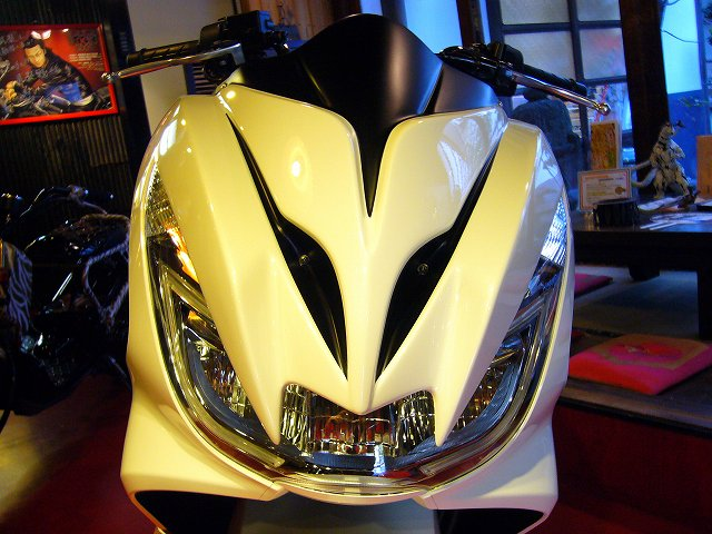 KOTANI MOTORS Devil mask Cyber S Ver. for PCX