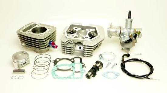 High Power 115cc Kit