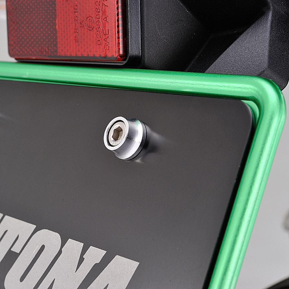 【DAYTONA】鋁合金牌照架底板 - 「Webike-摩托百貨」