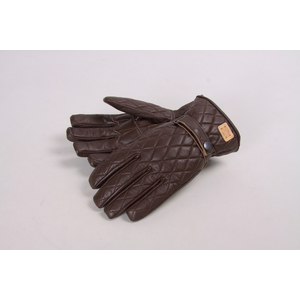 DEGNER Leather Quilting Gloves
