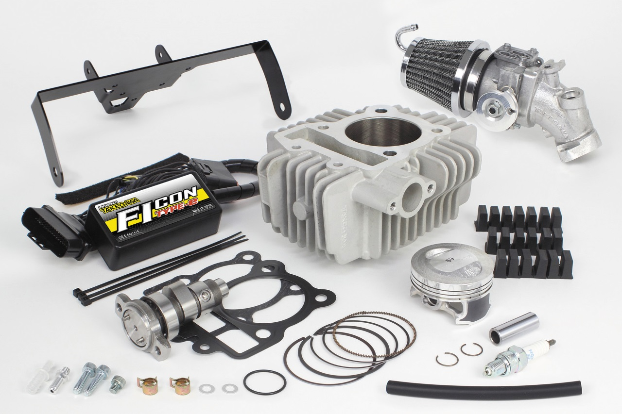 Bore Up Parts : Sp takegawa special parts takeg hyper s stage bore up