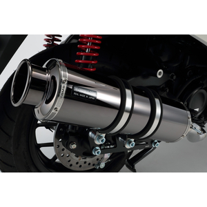 BEAMS SS400 SMB (Super Metal Black) SP Exhaust System