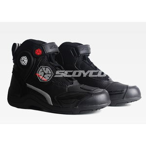 N PROJECT [SCOYCO] Basic Riding Shoes